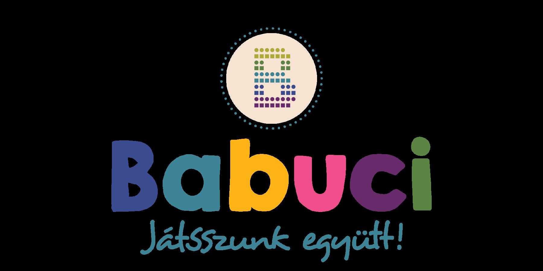Babuci - Játsszunk együtt! A fejlesztő kiadvány gyermekeknek.